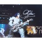 "Gene Simmons Autographed ""KISS Concert"" 11"" x 14"" Photograph (Unframed)"
