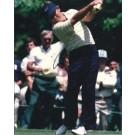 "Lanny Wadkins Autographed Golf 8"" x 10"" Photograph (Unframed)"