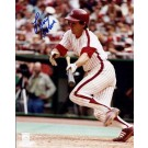 "Larry Bowa Autographed Philadelphia Phillies 8"" x 10"" Photograph (Unframed)"