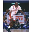 "Larry Johnson Autographed UNLV Rebels 8"" x 10"" Photograph (Unframed)"