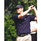 "Lee Janzen Autographed Golf 8"" x 10"" Photograph (Unframed)"