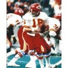 """Len Dawson Autographed Kansas City Chiefs 8"""" x 10"""" Photograph Hall of Famer (Unframed)"""