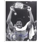 "Leon Spinks Autographed Boxing 8"" x 10"" Photograph (Unframed)"