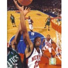 "Marcus Camby Autographed New York Knicks 8"" x 10"" Photograph (Unframed)"