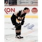 "Mario Lemieux Autographed Pittsburgh Penguins 8"" x 10"" Photograph (Unframed) by"