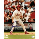 "Mark McGwire Autographed St. Louis Cardinals 8"" x 10"" Photograph (Unframed)"