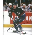 """Mark Messier """"Action"""" Autographed Vancouver Canucks 8"""" x 10""""... by"""