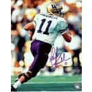 "Mark Brunell Washington Huskies Autographed 8"" x 10"" Photograph (Unframed)"