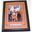 "Donovan McNabb Autographed Syracuse Orangeman 8"" x 10"" Custom Framed Photograph"