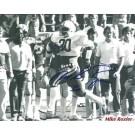 "Mike Rozier Autographed Nebraska Cornhuskers 8"" x 10"" Photograph 1983 Heisman Trophy Winner (Unframed)"