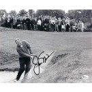 "Jack Nicklaus Autographed ""In Sand Pit"" 8"" x 10"" Photograph (Unframed)"
