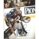 "Patrick Roy Autographed Colorado Avalanche 8"" x 10"" Photograph (Unframed)"