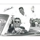 "Paul Goldsmith Autographed Racing 8"" x 10"" Photograph (Unframed)"