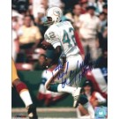 "Paul Warfield Autographed Miami Dolphins 8"" x 10"" Photograph Hall of Famer (Unframed)"