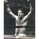 "Peter McNeely Autographed Boxing 8"" x 10"" Photograph (Unframed)"