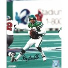 "Ray Lucas Autographed New York Jets 8"" x 10"" Photograph (Unframed)"