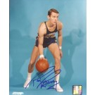 "Rick Barry Autographed Golden State Warriors 8"" x 10"" Photograph Hall of Famer (Unframed)"