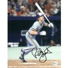 "Robin Yount ""With Bat"" Autographed Milwaukee Brewers 8"" x 10""... by"