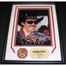 """Richard Petty Autographed 8"""" x 10"""" Custom Framed Photograph with Highland Mint... by"""
