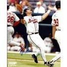 "Ryan Klesko Autographed Atlanta Braves 8"" x 10"" Photograph (Unframed)"