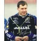 "Ryan Newman Autographed Racing 8"" x 10"" Photograph (Unframed)"