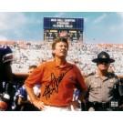 """Steve Spurrier Autographed Florida Gators Coaching 8"""" x 10"""" Photograph (Unframed)"""