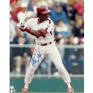 "Steve Jeltz Autographed Philadelphia Phillies 8"" x 10"" Photograph (Unframed)"