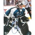"Steve Shields Autographed San Jose Sharks 8"" x 10"" Photograph (Unframed) by"