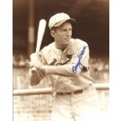 """Terry Moore Autographed St. Louis Cardinals 8"""" x 10"""" Photograph (Deceased) (Unframed)"""