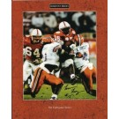 """Tommie Frazier Autographed """"75 Yards Run"""" 8"""" x 10"""" Photograph (Unframed)"""