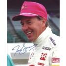 "Tom Sneva Autographed Racing 8"" x 10"" Photograph (Unframed)"