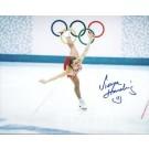 "Tonya Harding Autographed Skating 8"" x 10"" Photograph (Unframed)"