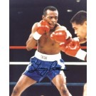 "Tracy Patterson Autographed Boxing 8"" x 10"" Photograph (Unframed)"