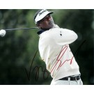 "Vijay Singh Autographed Golf 8"" x 10"" Photograph (Unframed)"