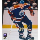 """Wayne Gretzky Autographed Edmonton Oilers 8"""" x 10"""" Action Photograph Stanley Cup... by"""