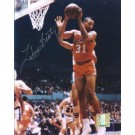 "Zelmo Beaty Autographed Hawks 8"" x 10"" Photograph (Unframed)"