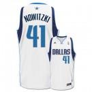Dirk Nowitzki Dallas Mavericks #41 Revolution 30 Swingman Adidas NBA Basketball Jersey... by