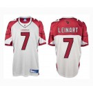 Matt Leinart Arizona Cardinals #7 Authentic Reebok NFL Football Jersey (White)