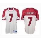 Matt Leinart Arizona Cardinals #7 Authentic Reebok NFL Football Jersey (White)