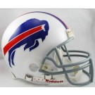 Buffalo Bills NFL Riddell Authentic Pro Line Full Size Football Helmet