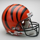 Cincinnati Bengals NFL Riddell Authentic Pro Line Full Size Football Helmet