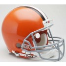 Cleveland Browns NFL Riddell Authentic Pro Line Full Size Football Helmet