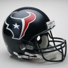 Houston Texans NFL Riddell Authentic Pro Line Full Size Football Helmet