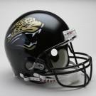 """Jacksonville Jaguars """"Former Logo"""" NFL Riddell Authentic Pro Line Full Size Football Helmet"""