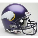 "Minnesota Vikings ""Former Logo"" NFL Riddell Authentic Pro Line Full Size Football Helmet"