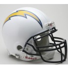 San Diego Chargers NFL Riddell Authentic Pro Line Full Size Football Helmet