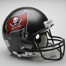 Tampa Bay Buccaneers NFL Riddell Authentic Pro Line Full Size Football Helmet