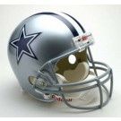 Dallas Cowboys NFL Riddell Full Size Deluxe Replica Football Helmet