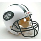 New York Jets NFL Riddell Full Size Deluxe Replica Football Helmet