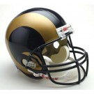 St. Louis Rams NFL Riddell Full Size Deluxe Replica Football Helmet